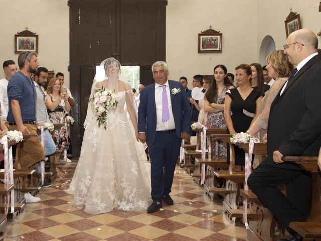 Il matrimonio di Mery e Luca a Castelnuovo Rangone, Modena 23