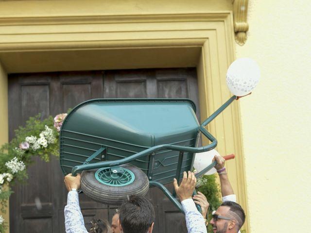 Il matrimonio di Mery e Luca a Castelnuovo Rangone, Modena 31
