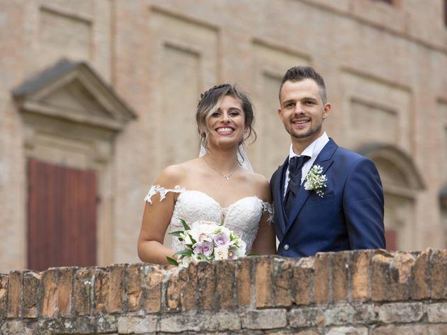 Il matrimonio di Mery e Luca a Castelnuovo Rangone, Modena 33