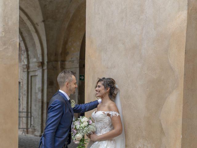 Il matrimonio di Mery e Luca a Castelnuovo Rangone, Modena 35