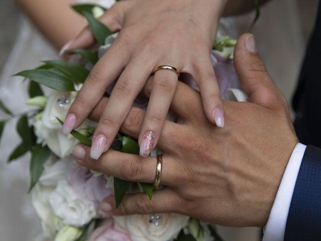 Il matrimonio di Mery e Luca a Castelnuovo Rangone, Modena 39