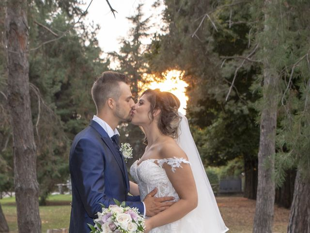 Il matrimonio di Mery e Luca a Castelnuovo Rangone, Modena 40