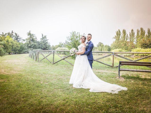 Il matrimonio di Mery e Luca a Castelnuovo Rangone, Modena 41