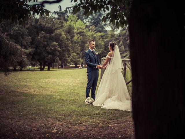Il matrimonio di Mery e Luca a Castelnuovo Rangone, Modena 43