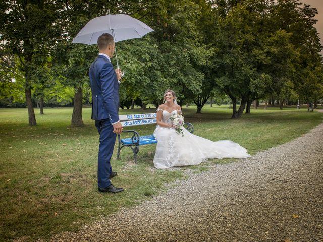 Il matrimonio di Mery e Luca a Castelnuovo Rangone, Modena 44