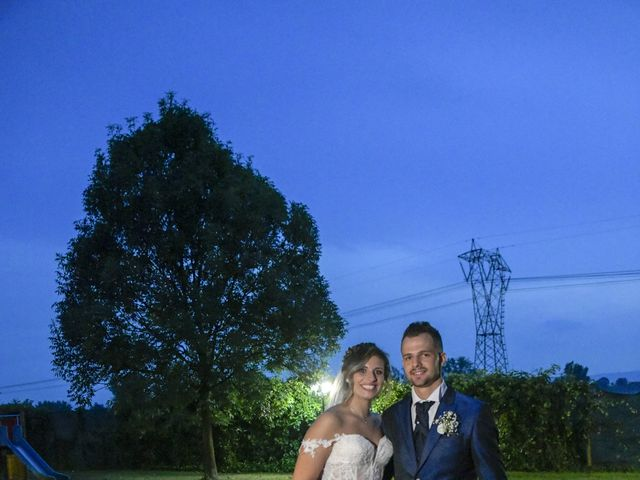 Il matrimonio di Mery e Luca a Castelnuovo Rangone, Modena 47