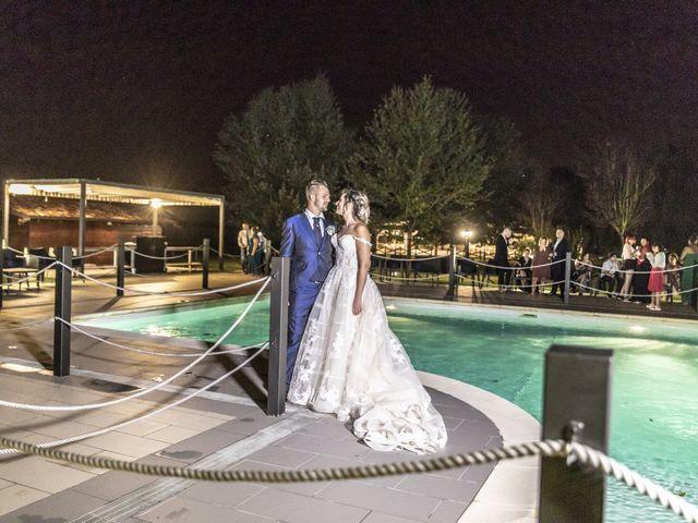 Il matrimonio di Mery e Luca a Castelnuovo Rangone, Modena 50