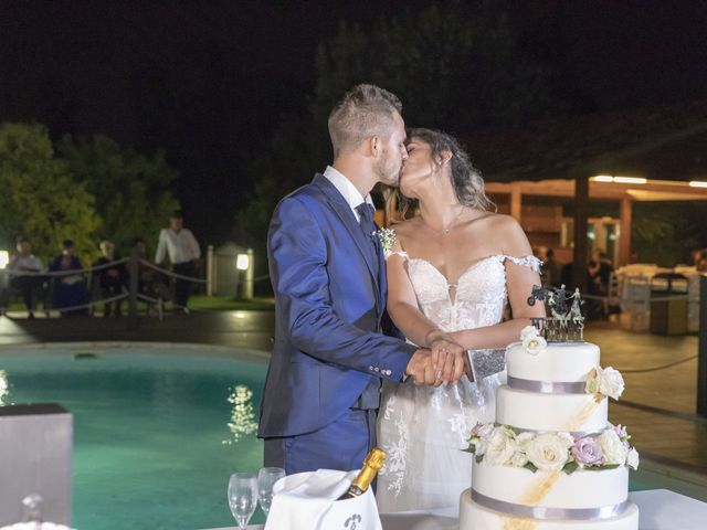 Il matrimonio di Mery e Luca a Castelnuovo Rangone, Modena 53