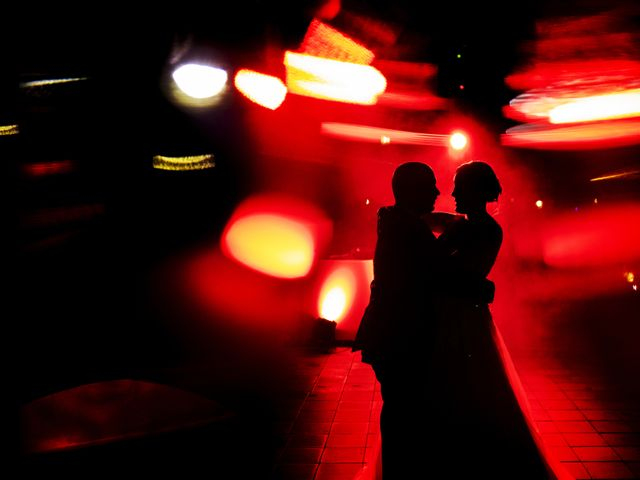 Le nozze di Eugenio e Chiara