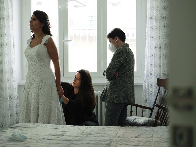 Il matrimonio di Federico e Ilaria a Ronciglione, Viterbo 3