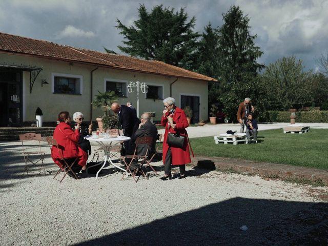 Il matrimonio di Federico e Ilaria a Ronciglione, Viterbo 4