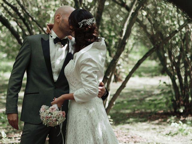 Il matrimonio di Federico e Ilaria a Ronciglione, Viterbo 5