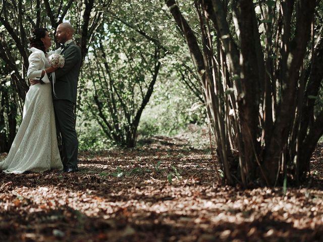 Il matrimonio di Federico e Ilaria a Ronciglione, Viterbo 8