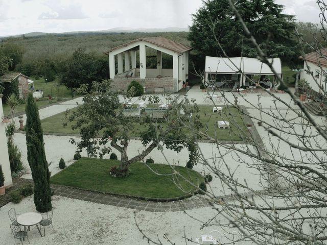 Il matrimonio di Federico e Ilaria a Ronciglione, Viterbo 10