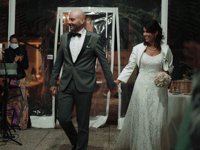 Le nozze di Ilaria e Federico