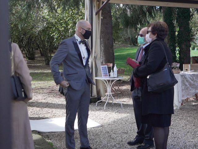 Il matrimonio di Federico e Ilaria a Ronciglione, Viterbo 12
