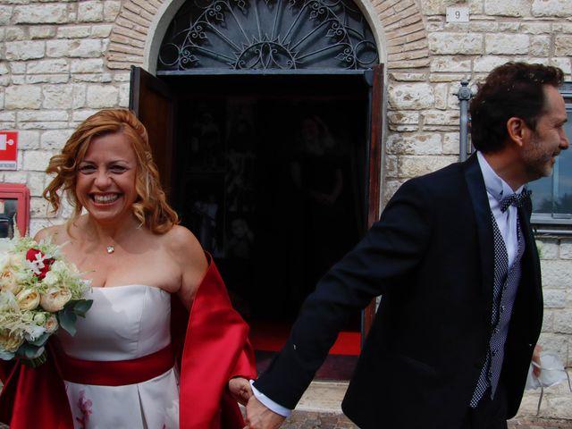 Il matrimonio di Davide e Patrizia a Sirolo, Ancona 13