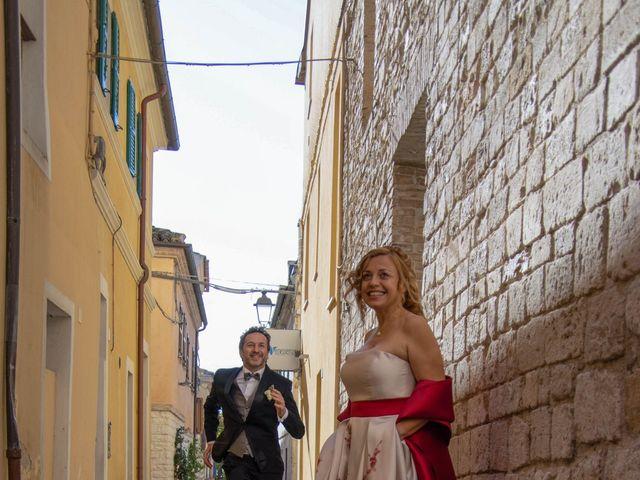 Il matrimonio di Davide e Patrizia a Sirolo, Ancona 17