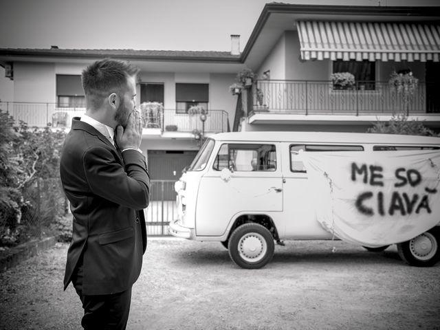Il matrimonio di Mirko e Linda a Camisano Vicentino, Vicenza 6