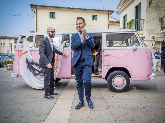 Il matrimonio di Mirko e Linda a Camisano Vicentino, Vicenza 14
