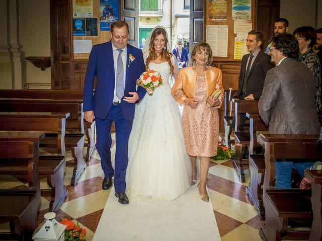 Il matrimonio di Mirko e Linda a Camisano Vicentino, Vicenza 19