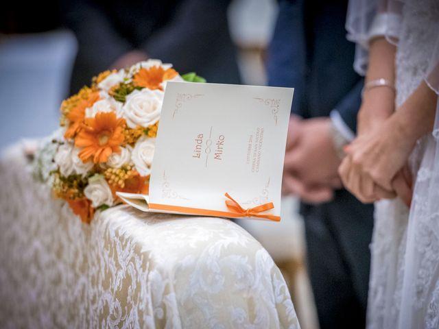 Il matrimonio di Mirko e Linda a Camisano Vicentino, Vicenza 21