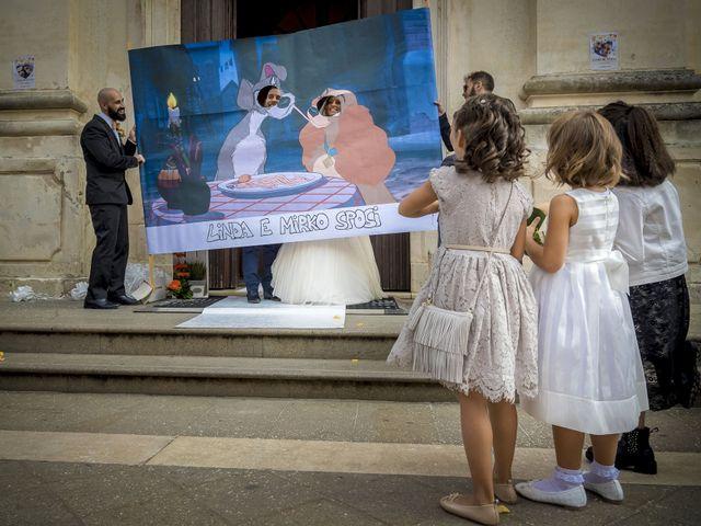 Il matrimonio di Mirko e Linda a Camisano Vicentino, Vicenza 28