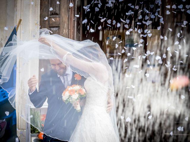 Il matrimonio di Mirko e Linda a Camisano Vicentino, Vicenza 30
