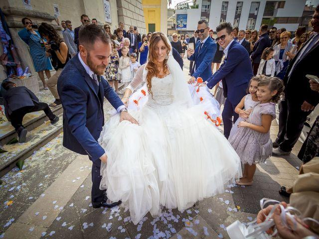 Il matrimonio di Mirko e Linda a Camisano Vicentino, Vicenza 33