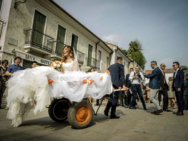 Il matrimonio di Mirko e Linda a Camisano Vicentino, Vicenza 34