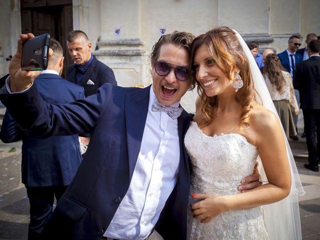 Il matrimonio di Mirko e Linda a Camisano Vicentino, Vicenza 37