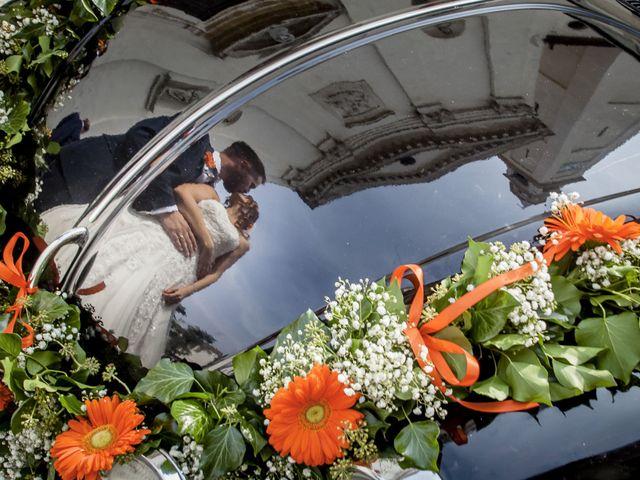 Il matrimonio di Mirko e Linda a Camisano Vicentino, Vicenza 40