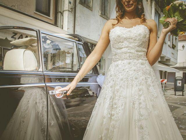 Il matrimonio di Mirko e Linda a Camisano Vicentino, Vicenza 42