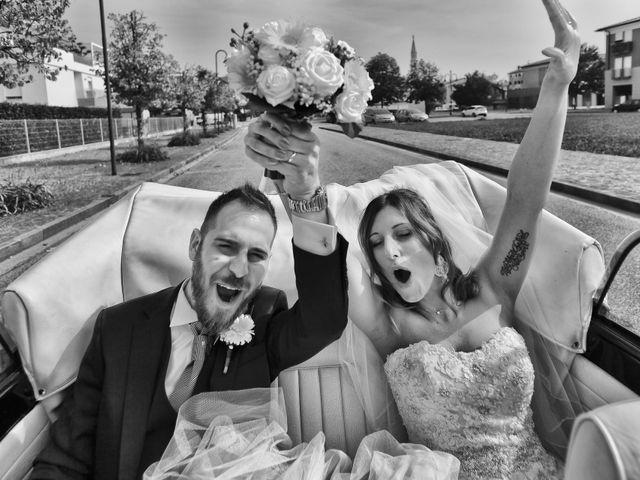 Il matrimonio di Mirko e Linda a Camisano Vicentino, Vicenza 44