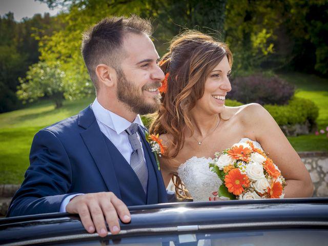 Il matrimonio di Mirko e Linda a Camisano Vicentino, Vicenza 45