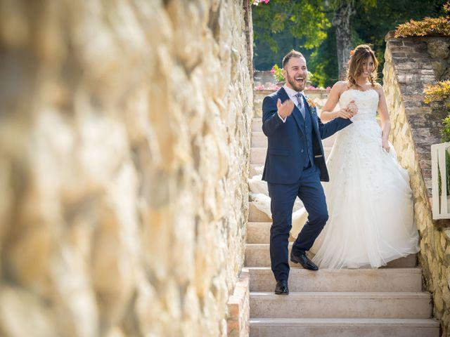 Il matrimonio di Mirko e Linda a Camisano Vicentino, Vicenza 46