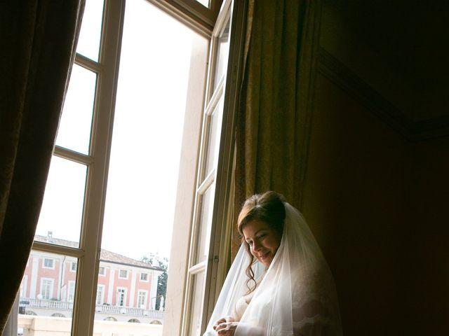 Il matrimonio di Maurizio e Valeria a Corte Franca, Brescia 3