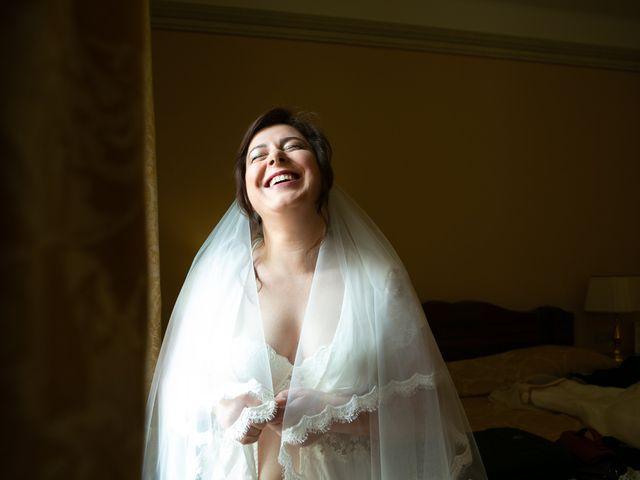 Il matrimonio di Maurizio e Valeria a Corte Franca, Brescia 2