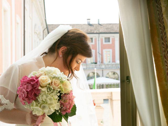 Il matrimonio di Maurizio e Valeria a Corte Franca, Brescia 9