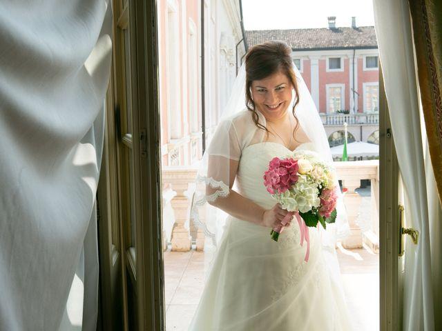 Il matrimonio di Maurizio e Valeria a Corte Franca, Brescia 10