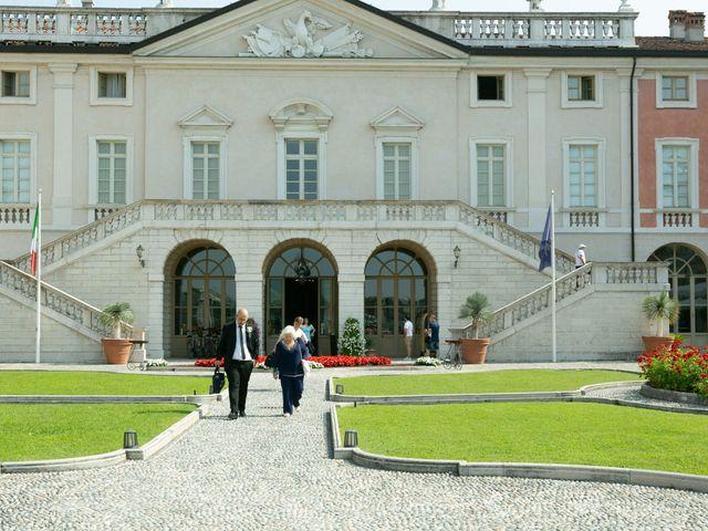 Il matrimonio di Maurizio e Valeria a Corte Franca, Brescia 11
