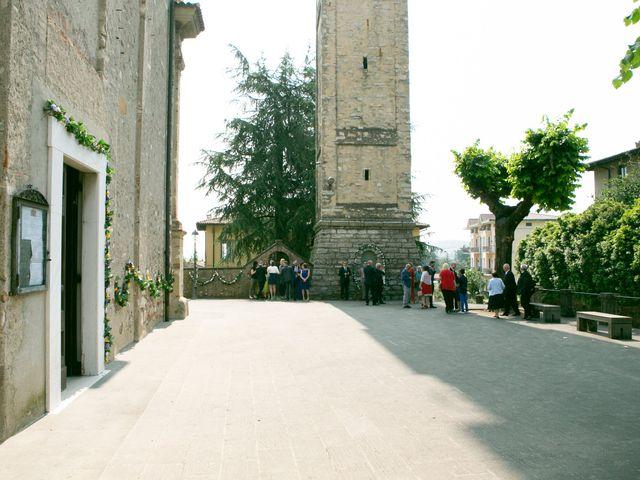 Il matrimonio di Maurizio e Valeria a Corte Franca, Brescia 12