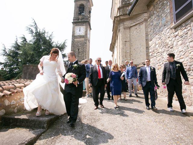 Il matrimonio di Maurizio e Valeria a Corte Franca, Brescia 14
