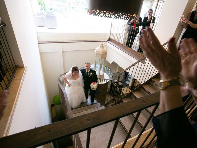 Il matrimonio di Maurizio e Valeria a Corte Franca, Brescia 20