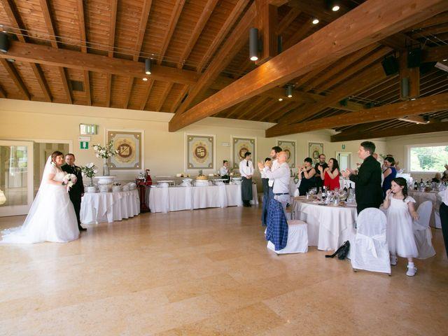 Il matrimonio di Maurizio e Valeria a Corte Franca, Brescia 24