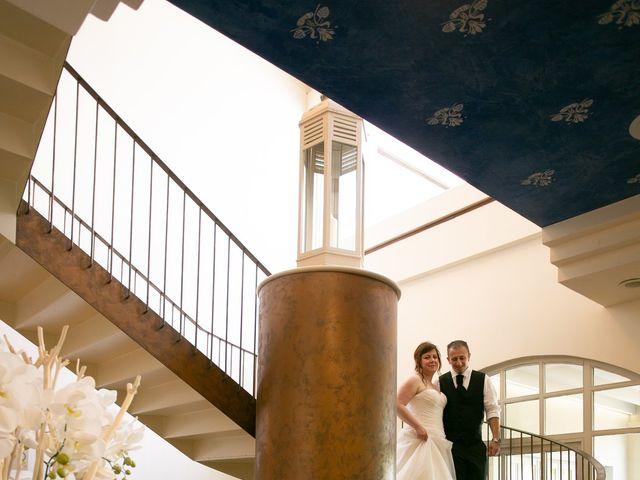 Il matrimonio di Maurizio e Valeria a Corte Franca, Brescia 28