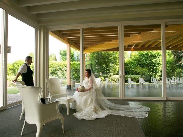 Il matrimonio di Maurizio e Valeria a Corte Franca, Brescia 29