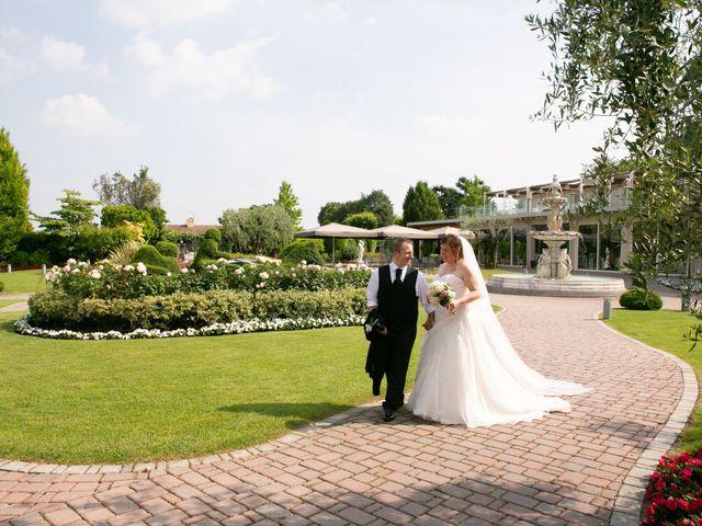Il matrimonio di Maurizio e Valeria a Corte Franca, Brescia 30