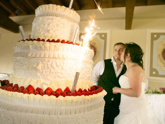 Il matrimonio di Maurizio e Valeria a Corte Franca, Brescia 32