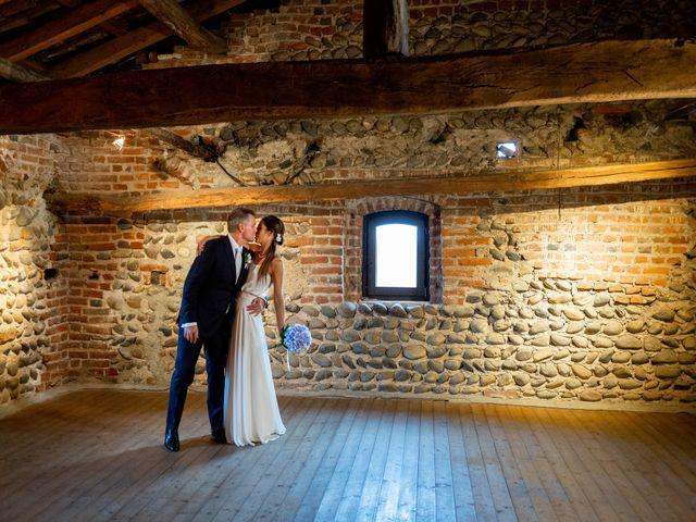 Il matrimonio di Giulia e Luca a Biella, Biella 2